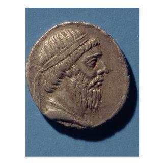 Tetracrachm de Mithradates I Postal