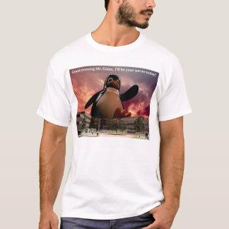 ¡Tex, el pingüino de Linux! Camiseta