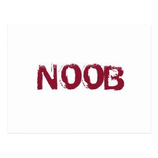 Texto de NOOB Postal