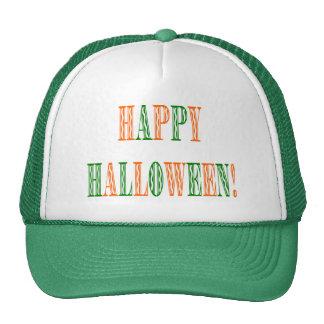 Texto del festival de Halloween Gorros