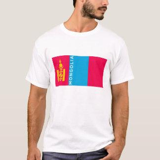 texto del nombre del símbolo de la bandera de país camiseta