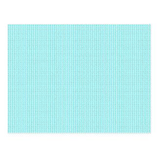 Textura azul clara postal