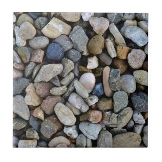 textura de las piedras azulejo de cerámica