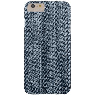 Textura de los vaqueros funda barely there iPhone 6 plus