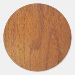 Textura de madera caliente del grano etiqueta