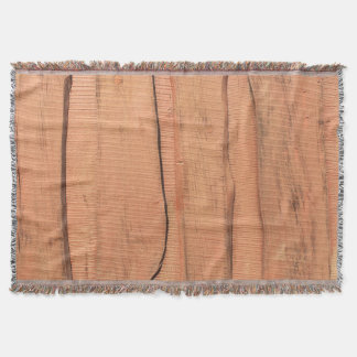 Textura de madera manta