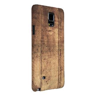 textura de madera rasguñada vintage fresco funda galaxy note 4
