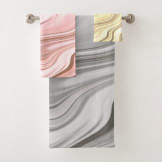 Textura de mármol colorida moderna