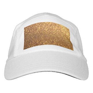 Textura del brillo gorra de alto rendimiento