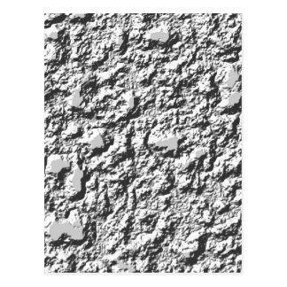 textura del fondo postal