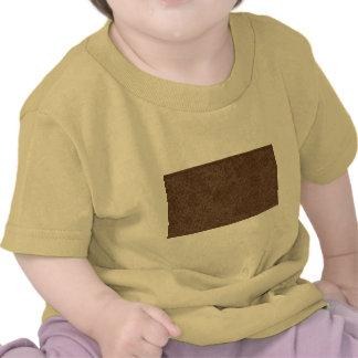 Textura del oso camiseta
