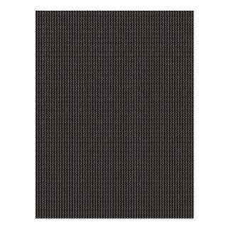 Textura gris elegante postal