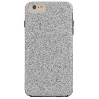 Textura gris funda resistente iPhone 6 plus