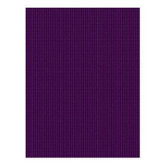 Textura púrpura postal