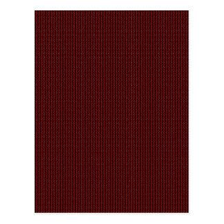 Textura roja postal