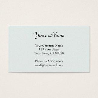 Textura verde en colores pastel tarjeta de negocios