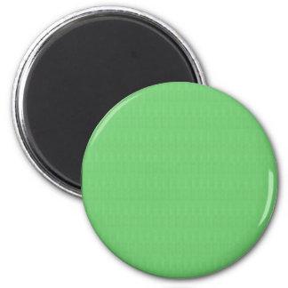 Texturiza sombras de n del regalo en blanco verde imán