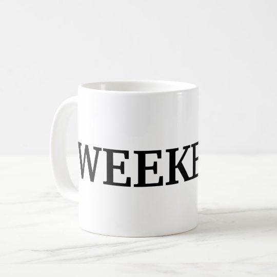 TGI el fin de semana Taza De Café