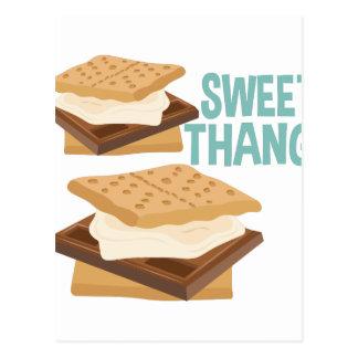 Thang dulce postal