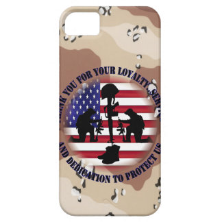 Thank you for your Loyalty ....... iPhone 5 Case-Mate Cárcasa