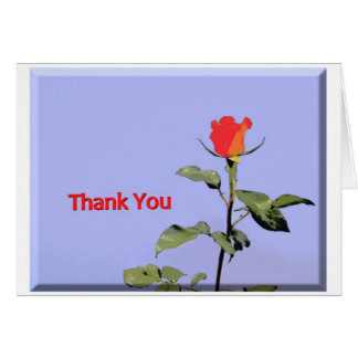 Thank You Greeting Card Felicitaciones