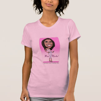 ¡ThatMarika rosado! El tanque de la mujer Camiseta