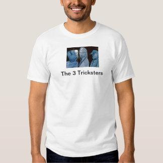 The 3 Tricksters Camisetas