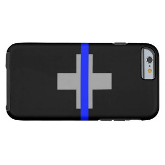 The Blue Line Switzerland Funda Resistente iPhone 6
