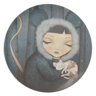 The Little Mouse Princess Plato