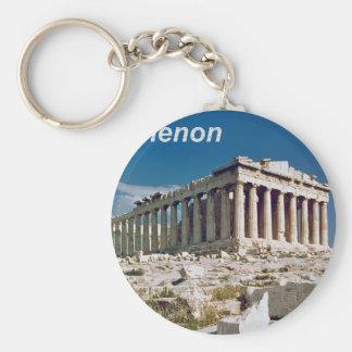 The--Parthenon--in--Athens--Angie.jpg Llavero Redondo Tipo Chapa