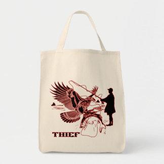 The-Thief-1-A Bolsa Tela Para La Compra
