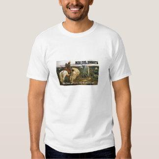 TheKnightAtTheCrossroads, Rick Dion en www.reve… Camiseta