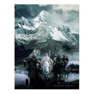 Theoden y la beca postal
