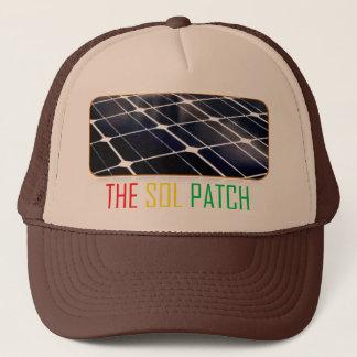 TheSOLPatch - gorra del camionero
