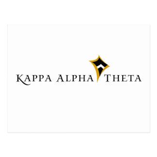 Theta de la alfa de Kappa Postales