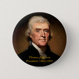 Thomas Jefferson - botón