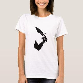 Thomas Tew-Negro Camiseta