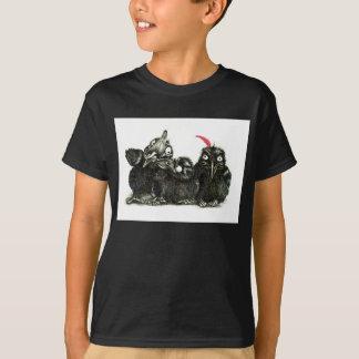 Three Ravens - Crows Camiseta