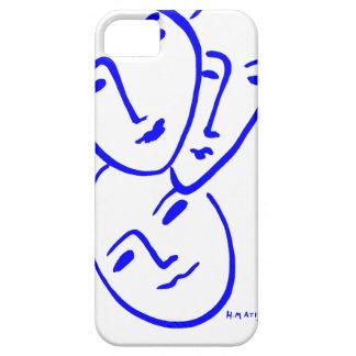 threemasks funda para iPhone SE/5/5s