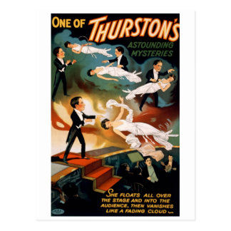 "Thurston - ""como postal de una nube de"