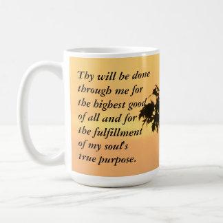 Thy sea… puesta del sol hecha taza de café