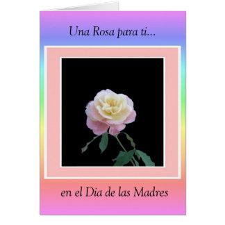 Ti de Una Rosa para…, EL Dia de las M del en… Felicitaciones