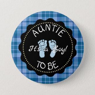 TÍA a ser botón azul de la fiesta de bienvenida al