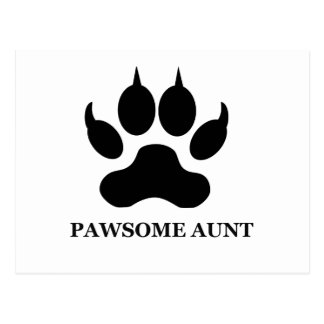 Tía de Pawsome Postal
