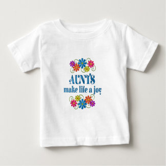 Tía Joy Camiseta De Bebé