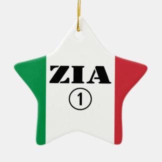 Tías italianas: Uno de Zia Numero Ornamentos De Reyes Magos