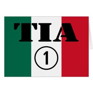 Tías mexicanas Uno de Tia Numero