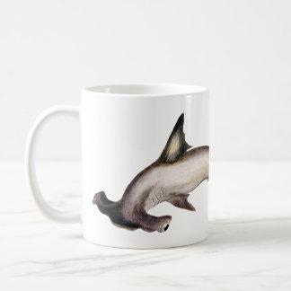 Tiburón de Hammerhead Taza