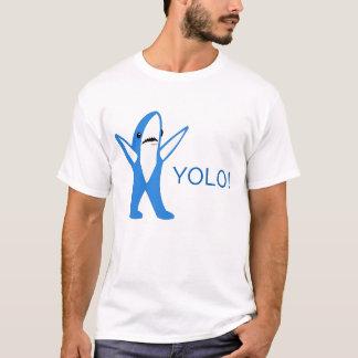 Tiburón de Yolo Camiseta