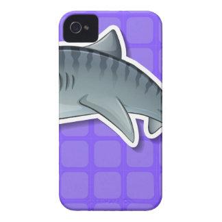 Tiburón iPhone 4 Funda